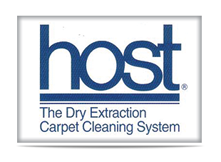 host dry extraction carpet cleaning system